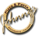 Johnny's Pizza and Pasta Ristorante Italiano Logo
