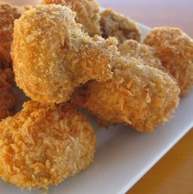 Fried Mushrooms (10)